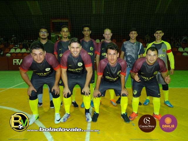 fb7ee34bb4 Tijucas City vence Real Madrid na 3° Rodada do Futsal Série B de ...