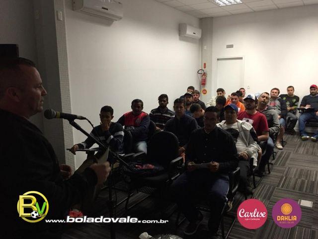 98a6f065db Realizado o Congresso Técnico do Futsal Adulto - Notícias - Bola do Vale