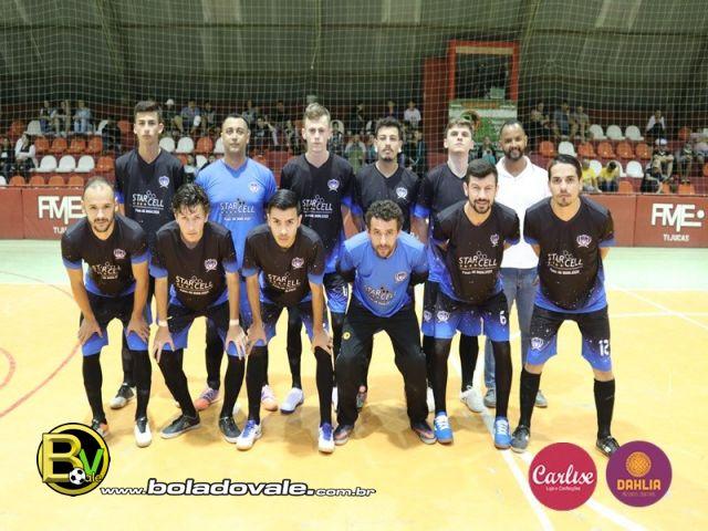 83abdb3f14 Dois jogos encerraram a primeira rodada do Futsal Série A de Tijucas ...