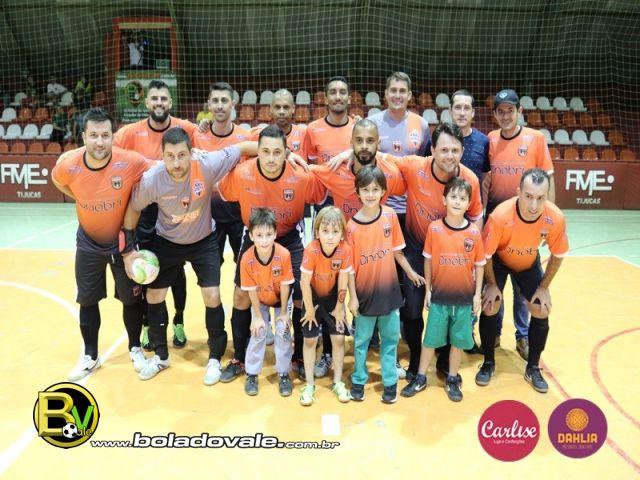 86398f5fa1 Encerrada a Segunda Rodada do Futsal Série A de Tijucas 2018 ...